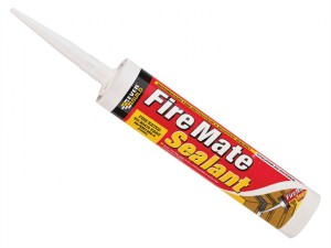 Fire Mate Intumescent Sealant White C3