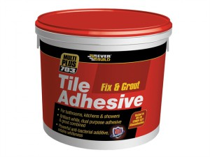 703 Fix & Grout Tile Adhesive 7.5kg