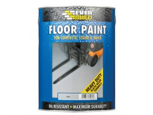 Floor Paint Red 5 Litre