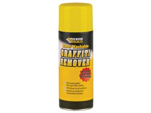 Graffiti Remover Aerosol 400ml