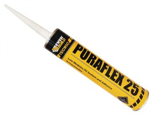 Industrial Polyurethane 25 Sealant Black C3
