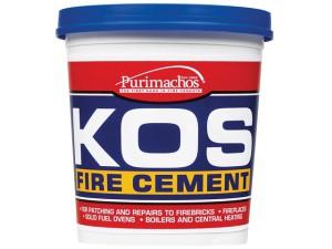 KOS Fire Cement, Black 500g