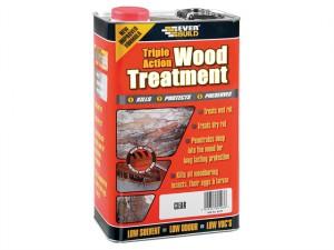 Triple Action Wood Treatment 5 Litre