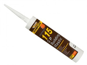 115 General Purpose Building Mastic White 285ml