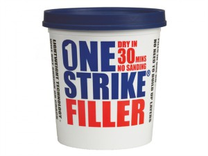One Strike Filler 2.5 Litre
