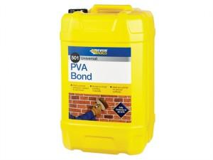 Universal PVA Bond 501 2.5 Litre