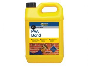 Universal PVA Bond 501 5 Litre