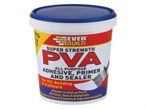 Super Strength PVA Adhesive 600ml