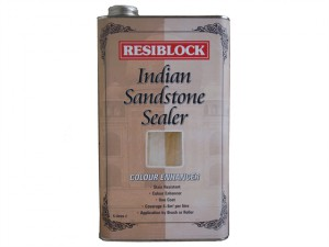Resiblock Indian Sandstone Sealer Colour Enhancer 5 Litre