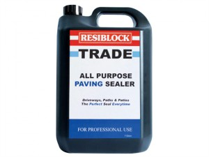 Resiblock All Purpose Paving Sealer 5 Litre (Trade)