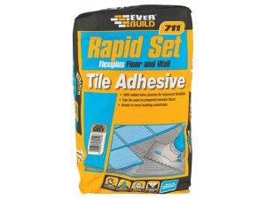 Rapid Set Flexiplus Tile Adhesive 20kg