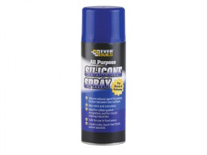 All Purpose Silicone Spray 400ml