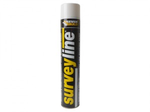 Surveyline Marker Spray White 700ml
