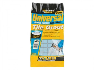 Universal Flexible Grout Grey 5kg
