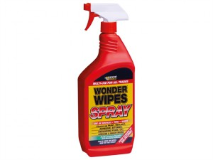 Multi-Use Wonder Wipes Spray 1 litre