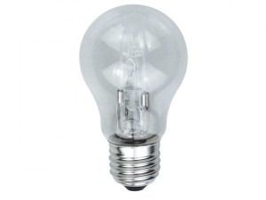 GLS Halogen Bulb 48 Watt (60 Watt) ES/E27 Edison Screw Box of 1
