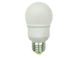 Soft Lite Mega Globe Low Energy Lamp 7 Watt ES/E27 Edison Screw