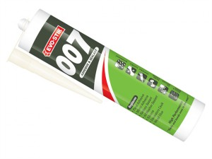 007 Adhesive & Sealant 290ml Ivory
