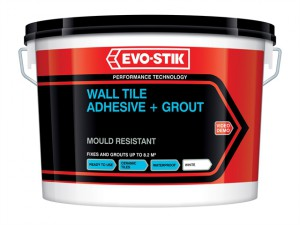Mould Resistant Wall Tile Adhesive & Grout 500ml