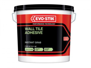 Instant Grab Wall Tile Adhesive 10 Litre