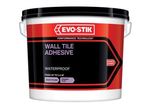 Waterproof Wall Tile Adhesive 10 Litre