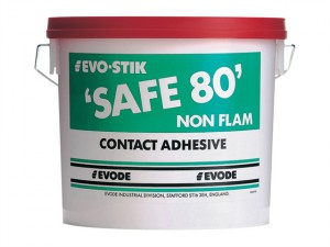 Safe 80 Contact Adhesive 5 Litre