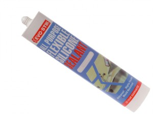 112889 All Purpose Flex Silicone Sealant Brown C20
