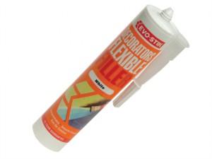 Decorator's Flexible Acrylic Filler - White C20