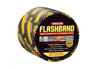 Flashband & Primer 75mm x 3.75m