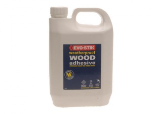 715813 Resin Wood Adhesive 2.5 Litre