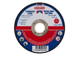 Metal Cut Off Disc 115 x 1.2 x 22.23mm