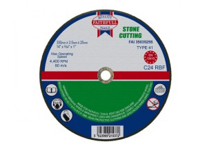 Stone Cut Off Disc 355 x 3.5 x 25mm
