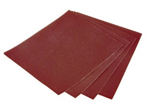 Aluminium Oxide Cloth Sanding Sheet 230 x 280mm 40g (25)