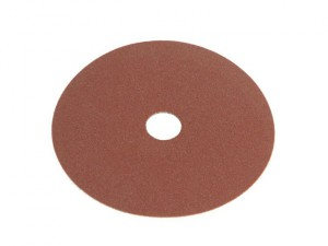 Resin Bonded Fibre Disc 125mm x 22mm x 80g (Pack of 25)