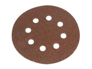 Hook & Loop Sanding Disc DID3 Holed 125mm Very Fine (Pack of 5)