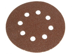Hook & Loop Sanding Disc 150mm DID2 Medium Fine (Pack of 5)