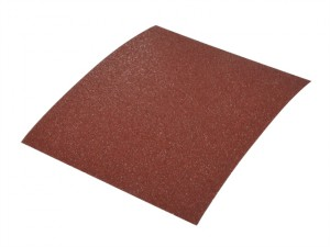 1/4 Sheet Palm Sander Sheets 115 x 140mm Coarse (Pack of 5)