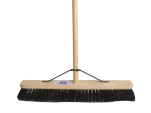 Broom PVC 600mm 24in & 54in Handle