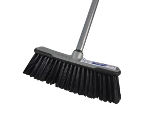 Soft Broom with Screw On Handle
