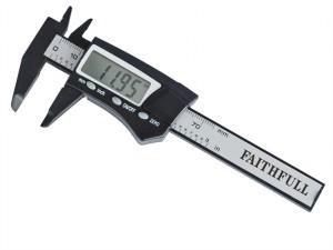 Mini Digital Caliper 75mm Capacity