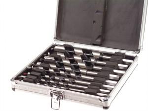 Combination Wood Auger Bit Set 8 Piece 6-25mm