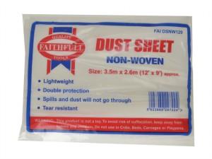 Non Woven Dust Sheet 3.6 x 2.4m