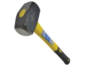 Club Hammer Long Shaft Fibreglass Handle 1.81kg (4lb)