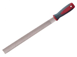 Handled Half-Round Cabinet Rasp 250mm (10in)