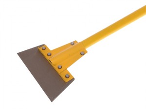Heavy-Duty Fibreglass Handle Floor Scraper 200mm (8in)