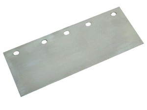 Floor Scraper Blade 200mm (8in) 5 Hole