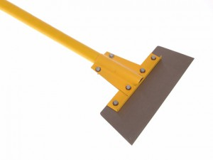 Heavy-Duty Fibreglass Handle Floor Scraper 300mm (12in)