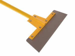 Heavy-Duty Fibreglass Handle Floor Scraper 400mm (16in)