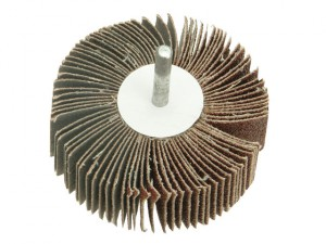 Flap Wheel 80 x 30mm Medium 60 grit