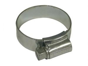 1A Hose Clip - Zinc MSZP 22 - 30mm